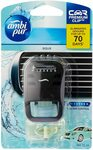 Ambi Pur Car Air Freshener Aqua 7.5ml $4.40 or Refill 2x7.5ml $5.00 + Delivery ($0 with Prime/ $39 Spend) @ Amazon AU