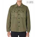 Neuw Denim Surplus OverShirt (Military, 100% Organic Cotton, S/M/L/XL, RRP $179.95) $59 Delivered @ David Jones