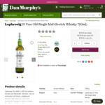 Scotch Whisky 700ml - Laphroaig: 10YO Single Malt $79.95; Johnnie Walker Gold $64.90 + Del ($0 C&C) & More @ Dan Murphy's