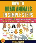 [eBook] Free - How to Draw Animals in Simple Steps (200+ Animals) @ Amazon AU (Expired) & US