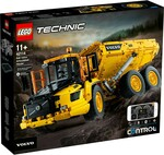 LEGO Technic 6x6 Volvo Articulated Hauler - 42114 $129 @ Big W (Excl. VIC)