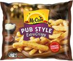 Free Mccain Pub Style Extra Crispy Chips @ Woolworths via Everyday Rewards