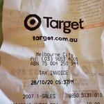 [VIC, PS4] Kingdom Hearts 3 - $10 at Target (Melbourne CBD)