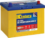 30% off Century Ultra Hi Performance 4x4 and Deep Cycle Batteries $194.99 (Was $279.99) @ Supercheap Auto
