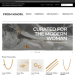 25% off Sitewide @ From Kinori + Delivery (Free over $89)