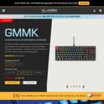 Glorious GMMK RGB TKL ~A$141.66 Shipped @ PC Gaming Race
