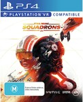 [PS4, PSVR] Star Wars: Squadrons - $29, Iron Man VR - $20 (Expired), Dreams - $20 (Expired) @ Big W