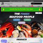[VIC] 15% off e.g. ~2kg TAS Sashimi Salmon $26/kg; ~1kg Huon Cold Smoked Salmon $33 (Free Del >$120) @ Melbourne Seafood Market