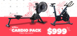 Valentine's Day Couple's Cardio Pack: Any 2 Cardio Equipment for $999 Delivered @ Johnson Fitness Australia