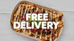 Free Delivery @ Guzman y Gomez (GYG) via Menulog