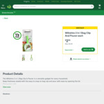 Wiltshire 2 in 1 Bag Clip and Pourer $2.70 (Was $9.00) @ Woolworths (Selected Stores)