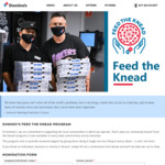 Free Hot Meal for Those In Need / Doing it Tough (via Nomination) @ Domino's