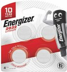 Energizer MAX AAA 24 Pack $12.50 ($8.75 with S&S) | CR2032 4 Pk $4.86 | CR2025 $4.39 S&S + Delivery ($0 Prime / $39) @ Amazon AU