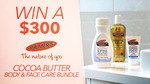 Win a Palmer's Cocoa Butter Body & Face Bundle Worth $301.06 from Seven Network