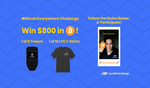 Win Bitcoin Worth US$800, 1 of 5 Trezor Hardware Wallets, 1 of 10 LocalCoinSwap T-Shirts from LocalCoinSwap