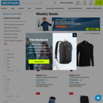 50% off on Columbia Jackets & Fleeces and Essential Snow Gear Starting from $5 + Delivery ($0 C&C) @ Decathlon