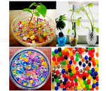 9-Bag of Crystal Soil Water Beads $1.85 w/Free Shipping