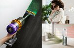 Win a Dyson V15 Detect Stick Vacuum & Hot+Cool Purifier Worth $2,298 from Babyology