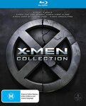 X-Men 6 Movie Collection (6 Disc, Blu-Ray) - $15.54 + Delivery ($0 with Prime/ $39 Spend) @ Amazon AU