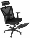 BlitzWolf BW-HOC6 Office Chair for US$129.99 (~A$178.11) Delivered @ Banggood AU