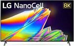 """LG 65NANO95TNA 65"""" Nano 9 Series 8K TV w/ AI ThinQ $2247 + $55 Delivery @ David Jones"""