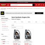 Gulf Western Engine Oil 15W-40 $16, 10W-30 $18.99, Bissell Auto Spot Clean Carpet Shampooer $189.99 + Delivery/C&C @ Supercheap