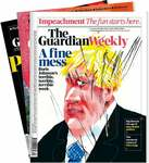 Guardian Weekly Magazine 6 Issues for $6, Then $32.50 Per Month @ The Guardian