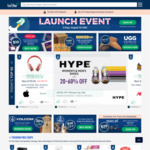 """Little Birdie Launch Event: Free Dominos Traditional Pizza, Apple AirPods Pro $99, Nintendo Switch $299, Soniq 65"""" 4K TV $299"""