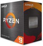 [Pre Order] AMD Ryzen 9 5900X CPU $757.93 + $9.63 Delivery ($0 with Prime) @ Amazon US via AU