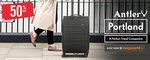 Antler Portland 56cm Suitcase $144 (Using $5 Coupon Code) Delivered @ Bagworld