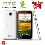 White HTC One X: $548 Delivered from ShoppingSquare