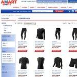 Skins & 2XU Compression Gear 30% off at Amart All Sports