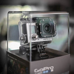 GoPro HD Hero 3 Silver Edition (IN STOCK) + Fast Post $314 Delivered