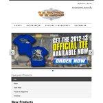 World Series Sprintcars Online Shop 10% off Order