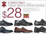 Rivers - $28 mens dress shoes