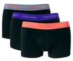 ASOS Calvin Klein 3 Pack Trunks Cotton Stretch - $29.25 Delivered