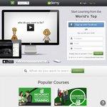 Udemy FREE Courses -MySQL, HTML, Flash, C Programming