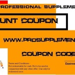 Professional Supplements Australia $5 OFF ALL NEW CUSTOMERS for order over $50