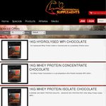 Chocolate Protein Sale at Professional Supplements Australia up 10% Off