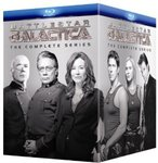 Battlestar Galactica: The Complete Series on Bluray USD $89.99 + Shipping (~$111.06 AU total)