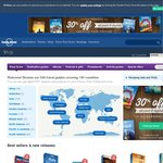 50% off Everything in Lonely Planet's Online Shop