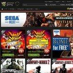 [GMG] Sega Week; Dawn of War 40K Goty $3.24, Company of Heroes $2.49 w/Free Rome Total War