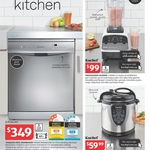 ALDI S/Steel Dishwasher $349 Oven/Cooktop/Rangehood $699 + More Appliances On Sale Next Saturday