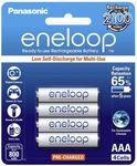 Eneloop AAA X4 $9.99, Eneloop Overnight Charger + AA X4 $14.98, Free Shipping Dick Smith eBay