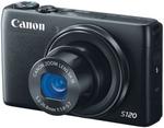 $318.98 for Canon PowerShot S120 Digital Camera Including Shipping @ Camera Paradise