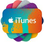 20% off US iTunes Credit Electronic Delivery - eBay Daily Deal