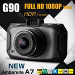 Dome G90 Ambarella A7LA30 1080P 170° Car DVR Dashcam with G-Sensor USD $62.89 @Geekbuying