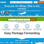 Another Forever Free US Address - Viabox.com