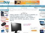 [Expired]BenQ 24 Inch Full HD Widescreen LCD Monitor (E2400HD) For $229 with FREE HDMI Cable.