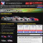 iRacing com: Deals, Coupons and Vouchers - OzBargain